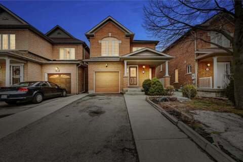 House for sale at 59 Peachleaf Cres Brampton Ontario - MLS: W4776025