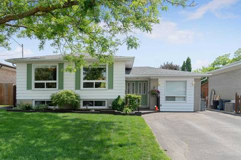 House for sale at 59 Pennington Cres Halton Hills Ontario - MLS: W4510477