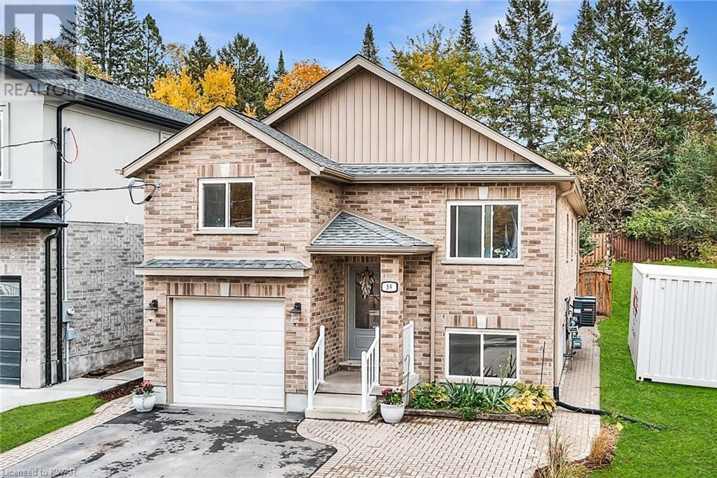 Townhouse for sale at 59 Perth Rd Kitchener Ontario - MLS: 40038358