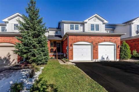 Townhouse for sale at 59 Pickett Cres Barrie Ontario - MLS: S4913732
