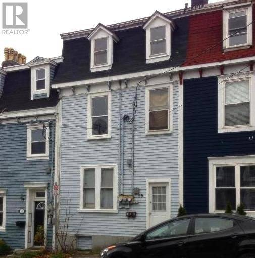 House for sale at 59 Prescott St St. Johns Newfoundland - MLS: 1199982