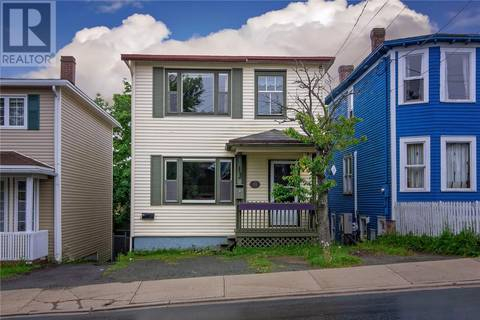 House for sale at 59 Prince Of Wales St St. John's Newfoundland - MLS: 1198976