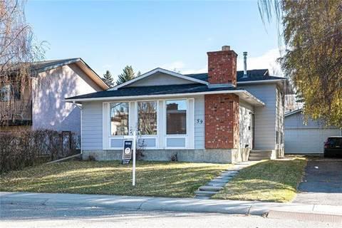 House for sale at 59 Queen Alexandra Cs Southeast Calgary Alberta - MLS: C4275992