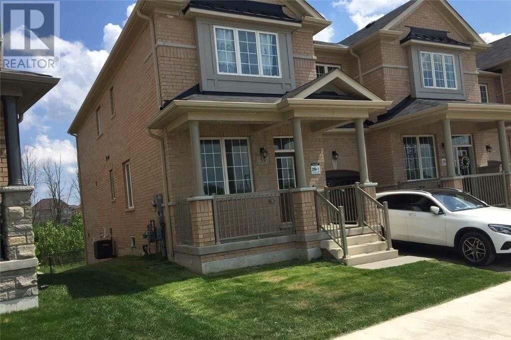 Townhouse for sale at 59 Riverwalk Drive Dr Waterdown Ontario - MLS: 30777554