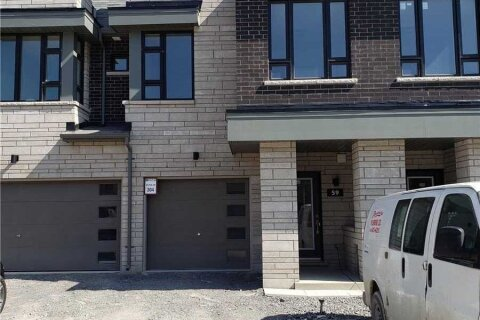 Townhouse for rent at 59 Sailors Landing Dr Clarington Ontario - MLS: E5054093