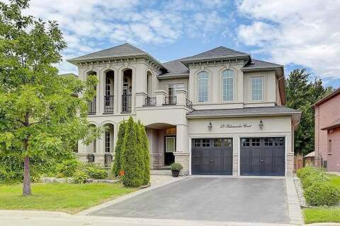 House for sale at 59 Salamander Ct Vaughan Ontario - MLS: N4900588
