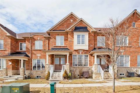 Townhouse for sale at 59 Sequoia Grove Dr Markham Ontario - MLS: N4524578