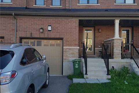 Townhouse for sale at 59 Sherway St Hamilton Ontario - MLS: X4483876