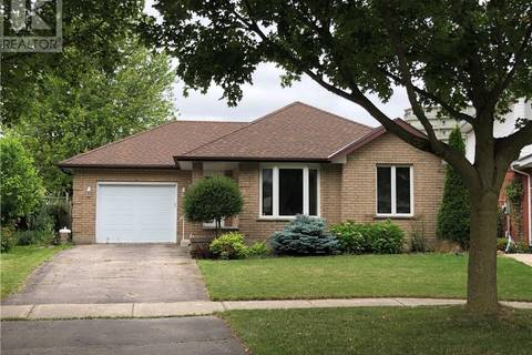 House for sale at 59 Sioux Cres Woodstock Ontario - MLS: 208969