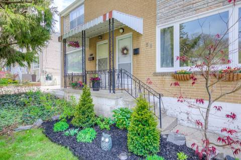 Townhouse for sale at 59 Skylark Rd Toronto Ontario - MLS: W4443703
