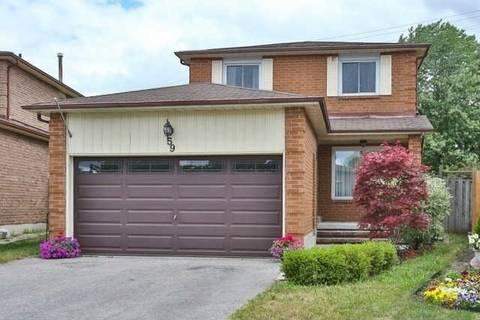 House for sale at 59 Spragg Circ Markham Ontario - MLS: N4659922