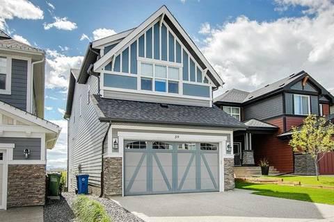 House for sale at 59 Sundown Wy Cochrane Alberta - MLS: C4244618