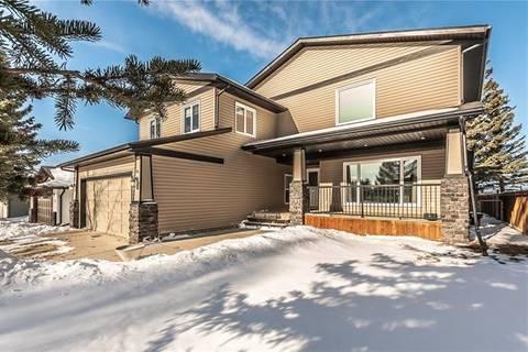 House for sale at 59 Suntree Ln Okotoks Alberta - MLS: C4291644