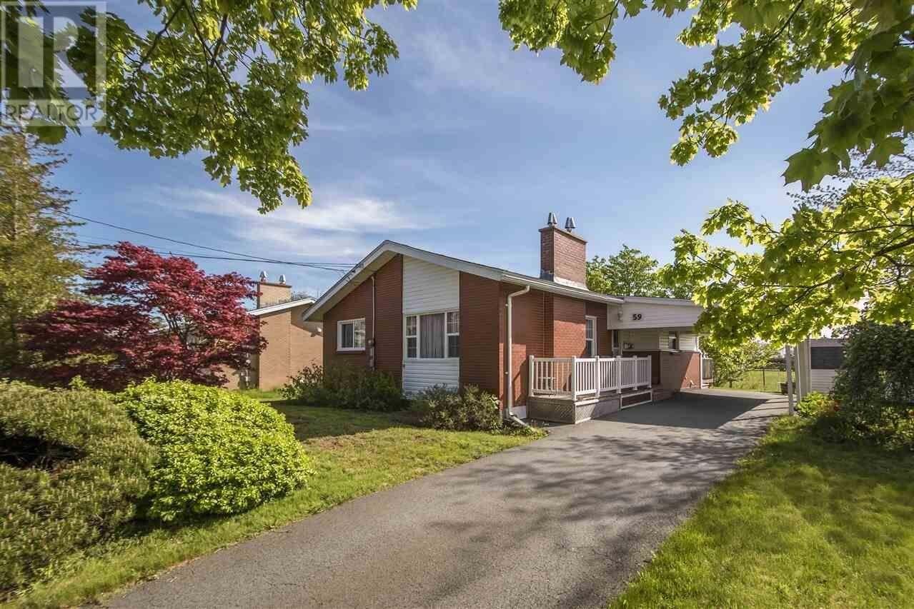 House for sale at 59 Swanton Dr Dartmouth Nova Scotia - MLS: 202009401