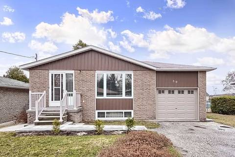 House for sale at 59 Townsend Ave Bradford West Gwillimbury Ontario - MLS: N4419940