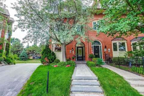 Townhouse for sale at 59 Tradewind Dr Oakville Ontario - MLS: W4816595