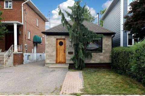 House for sale at 59 Twenty Fifth St Toronto Ontario - MLS: W4919861