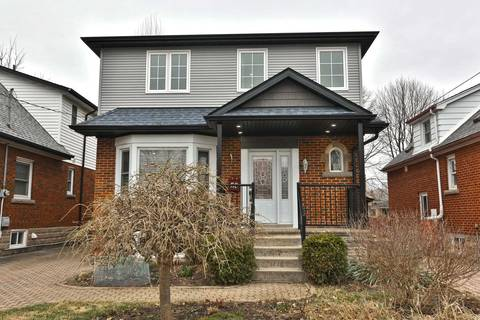 House for sale at 59 Uplands Ave Hamilton Ontario - MLS: X4552820