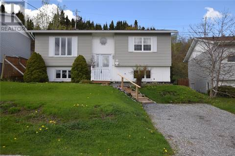 House for sale at 59 Valleyview Dr Corner Brook Newfoundland - MLS: 1197257