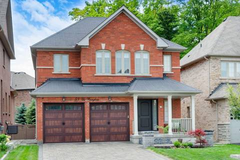 House for sale at 59 Via Borghese St Vaughan Ontario - MLS: N4545572