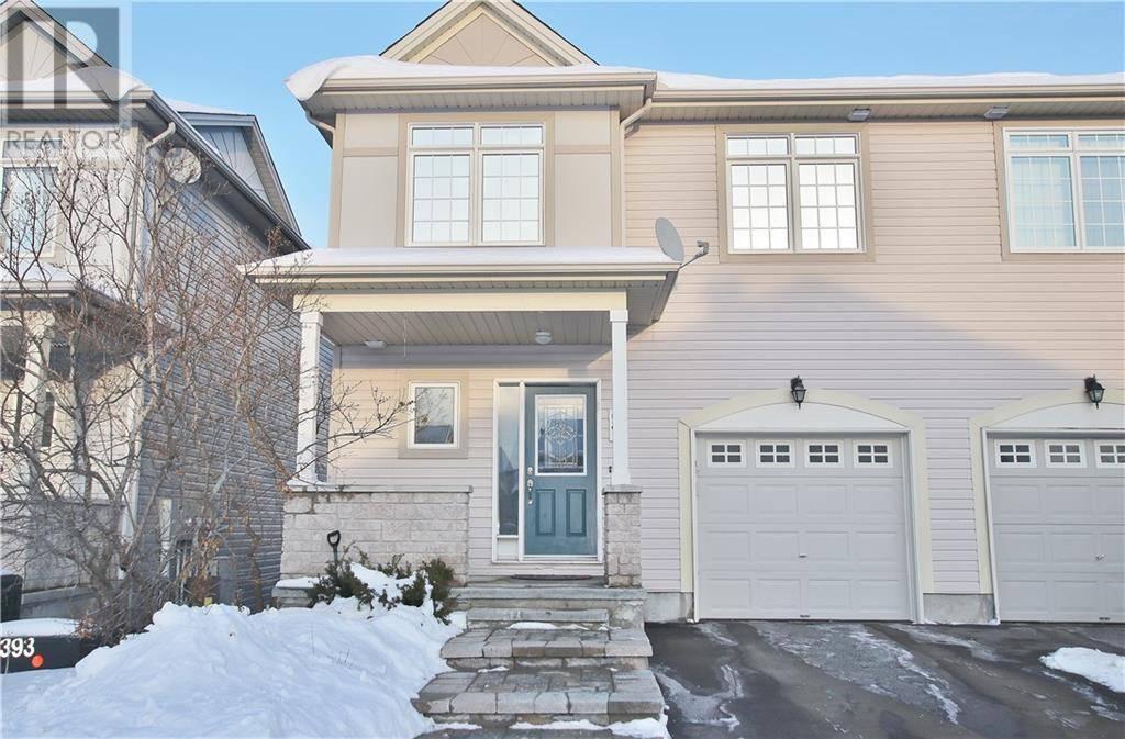 Townhouse for sale at 59 Village Walk Pt Manotick Ontario - MLS: 1179611