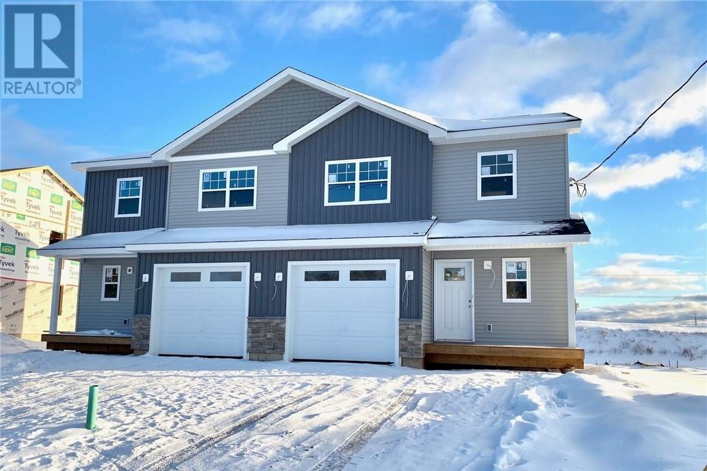 House for sale at 59 Warner St Moncton New Brunswick - MLS: M132393