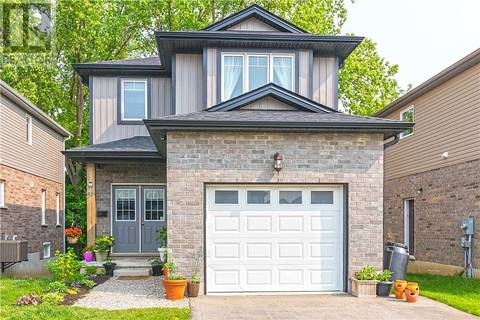 House for sale at 59 Yvonne Cres London Ontario - MLS: 202621