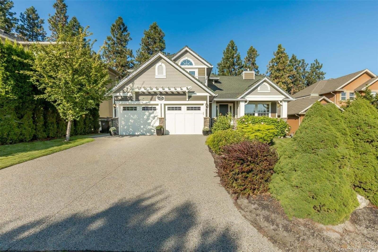 House for sale at 590 Arbor View Dr Kelowna British Columbia - MLS: 10214939