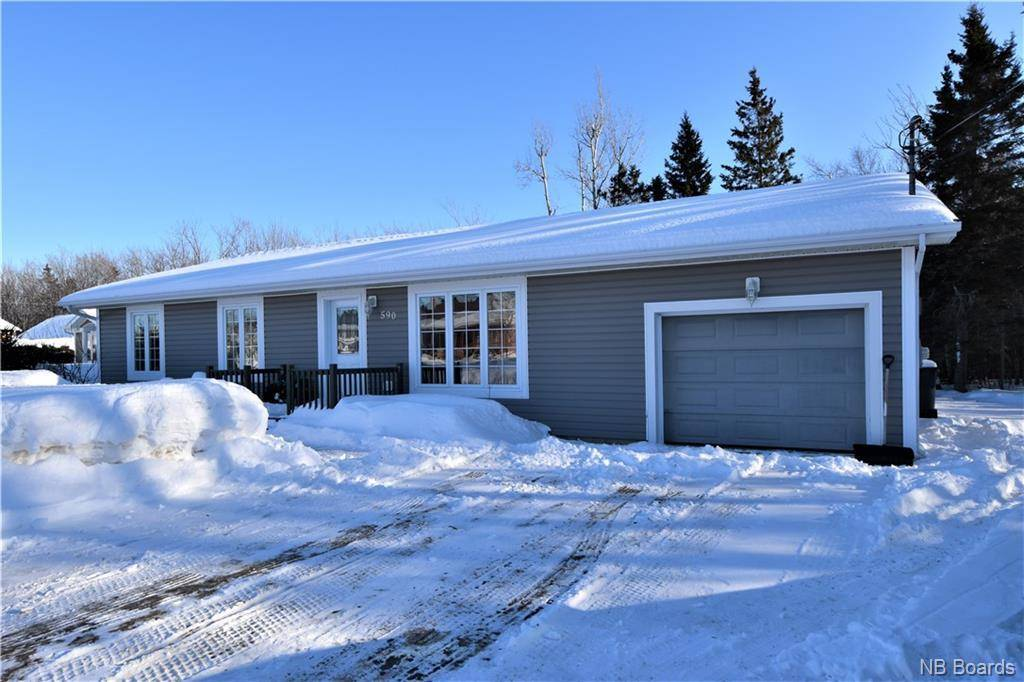 House for sale at 590 Breau  Tracadie New Brunswick - MLS: NB041417