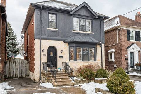House for sale at 590 Briar Hill Ave Toronto Ontario - MLS: C4695576