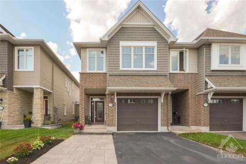 House for sale at 590 Egret Wy Ottawa Ontario - MLS: 1199672