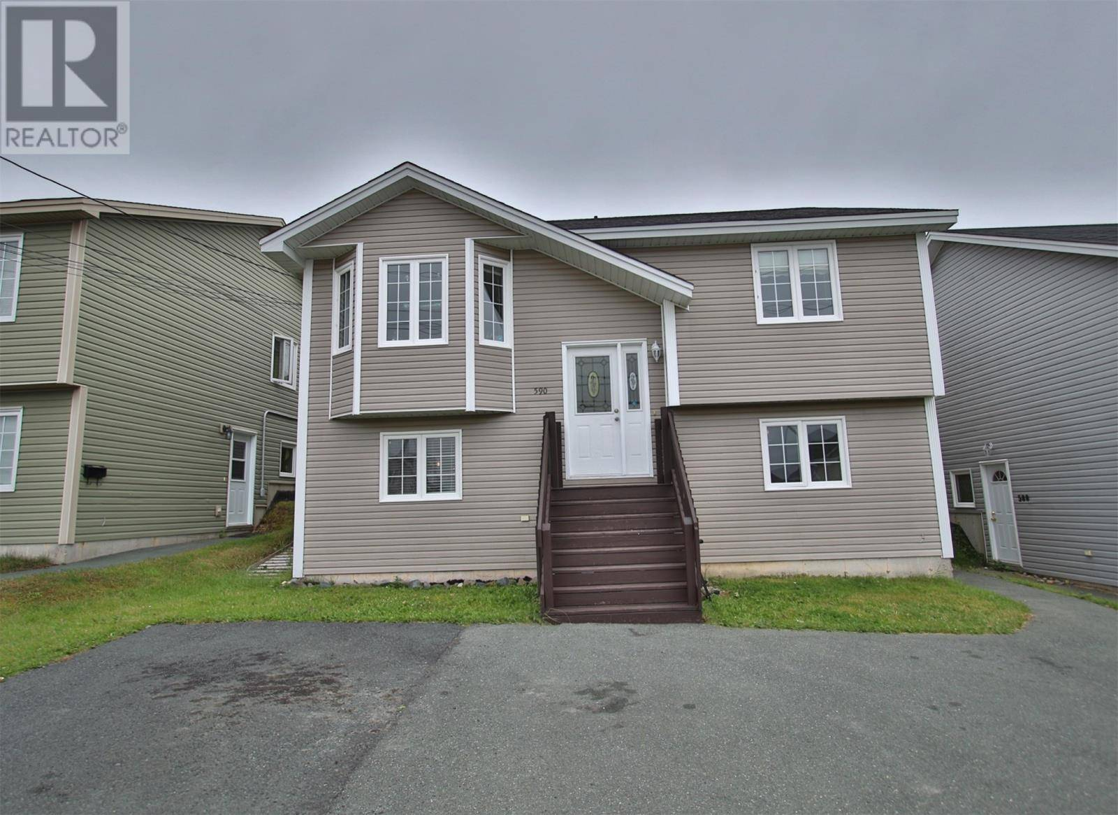House for sale at 590 Empire Ave St. John's Newfoundland - MLS: 1200945