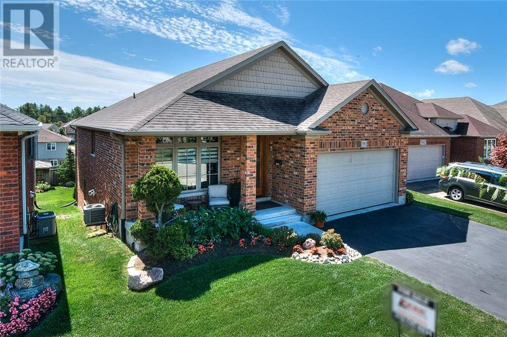 House for sale at 590 Springwater Dr Waterloo Ontario - MLS: 30759864