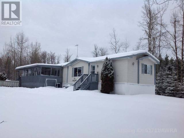 Residential property for sale at 590001 Range Rd Whitecourt Rural Alberta - MLS: 51711