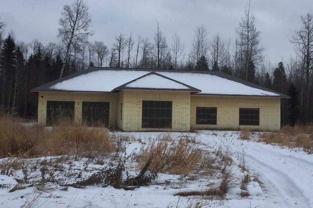 Home for sale at 590072 Range Road 114  Whitecourt Alberta - MLS: A1036908