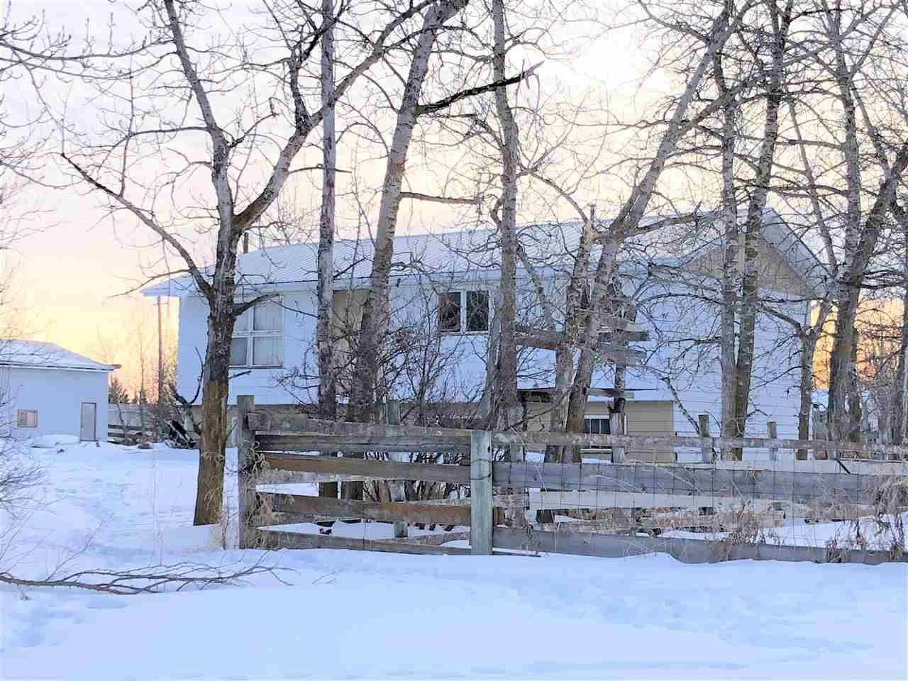 House for sale at 59026 Rge Rd Rural Westlock County Alberta - MLS: E4191283