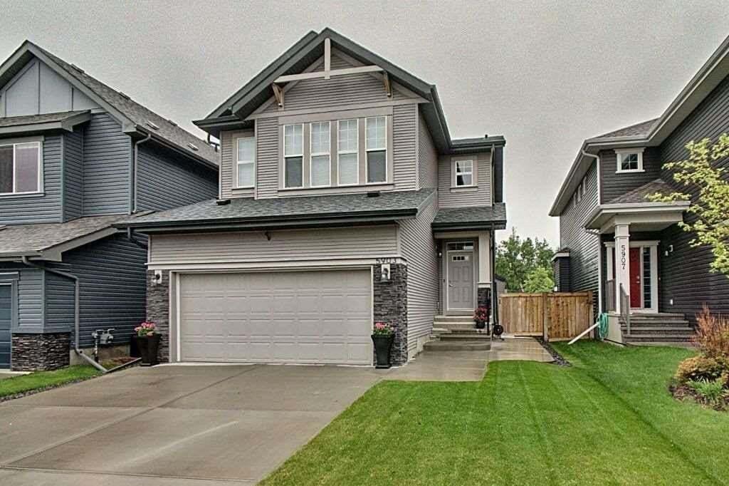 House for sale at 5903 175 Av NW Edmonton Alberta - MLS: E4200949