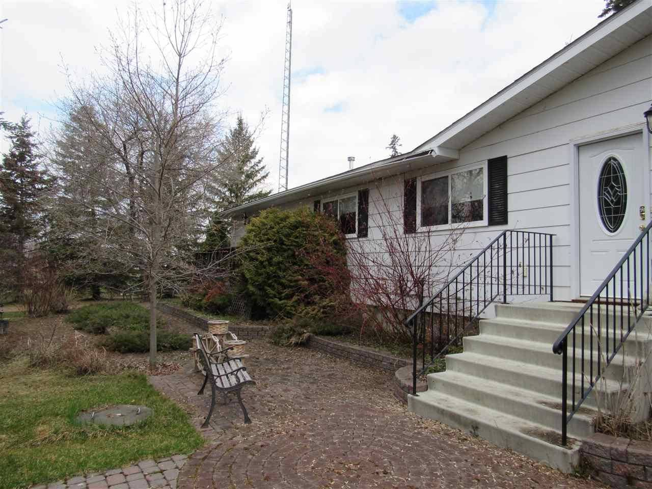 House for sale at  59030 Rg Rural Barrhead County Alberta - MLS: E4155684