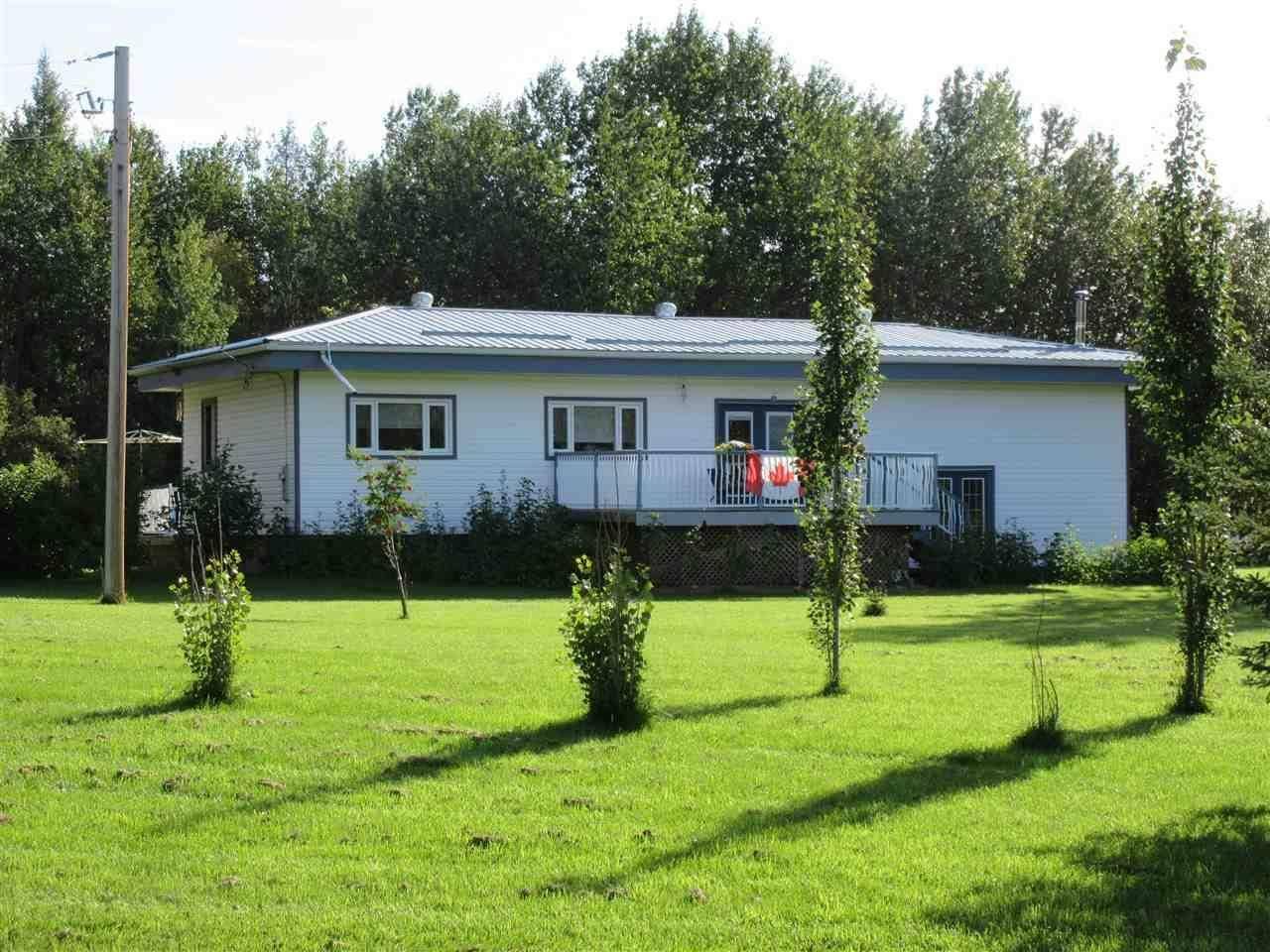 House for sale at 59031 Rr  Rural Thorhild County Alberta - MLS: E4171396