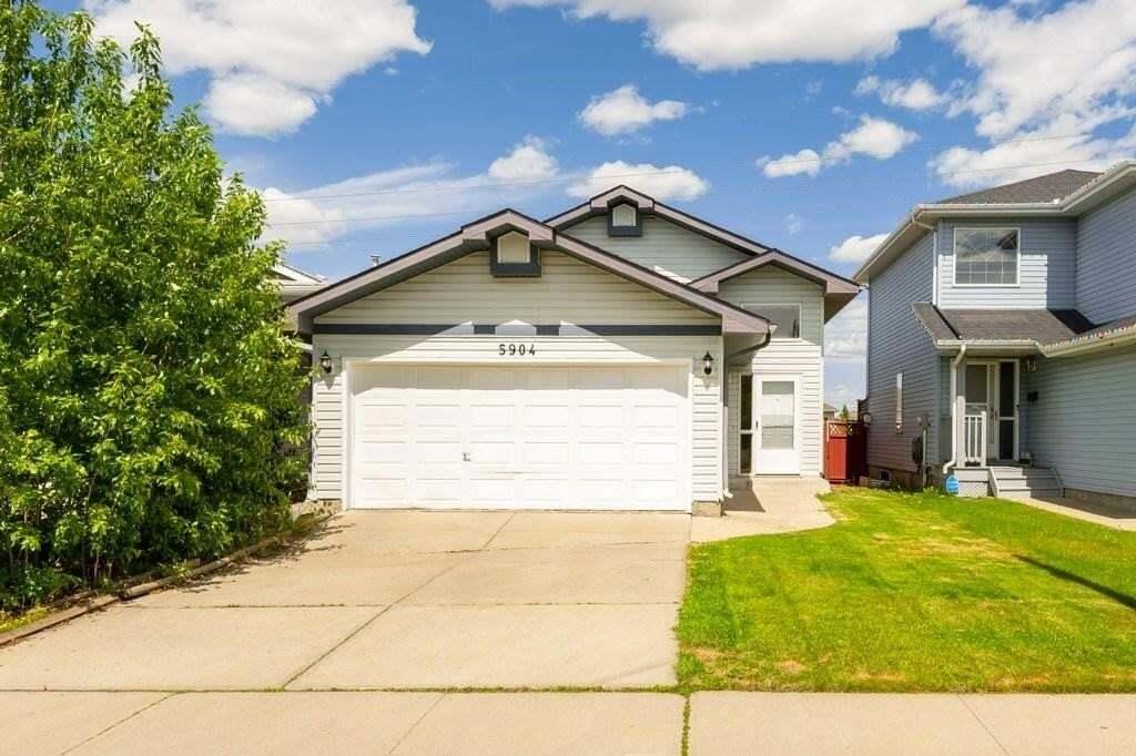 House for sale at 5904 162b Av NW Edmonton Alberta - MLS: E4200341