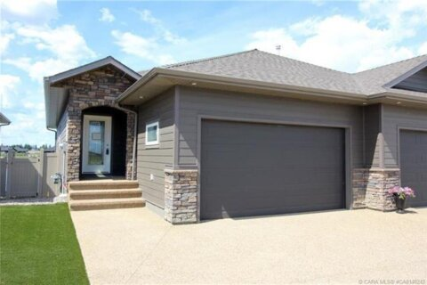 Townhouse for sale at 5904 24 Avenue Close Camrose Alberta - MLS: A1032901