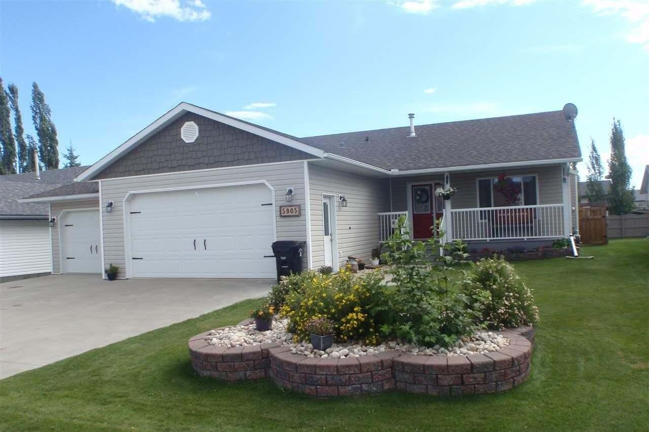 House for sale at 5905 51 Av Barrhead Alberta - MLS: E4212009
