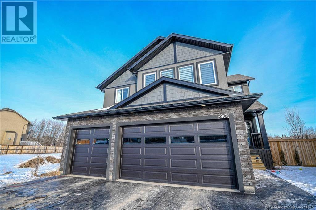 House for sale at 5905 88 St Grande Prairie Alberta - MLS: GP214575