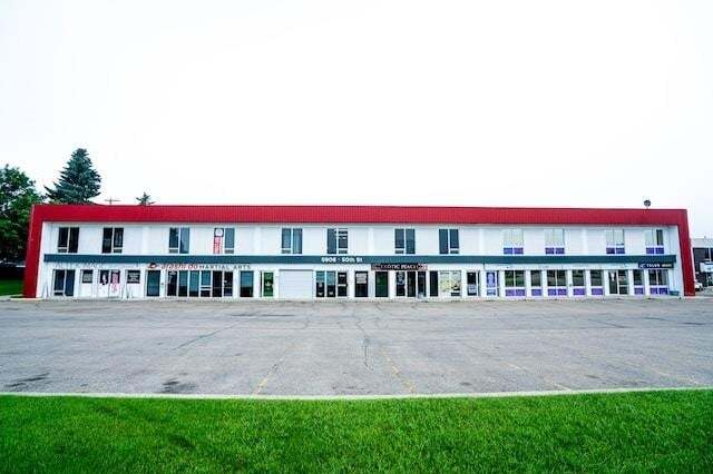 Commercial property for sale at 5906 50 St Leduc Alberta - MLS: E4199611