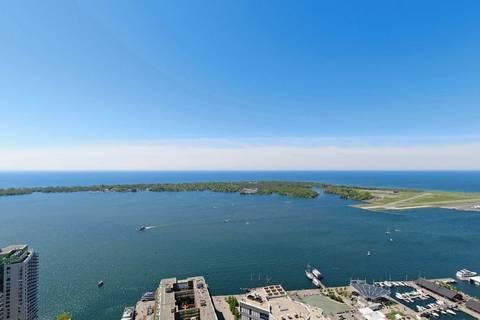 Apartment for rent at 10 York St Unit 5908 Toronto Ontario - MLS: C4731260