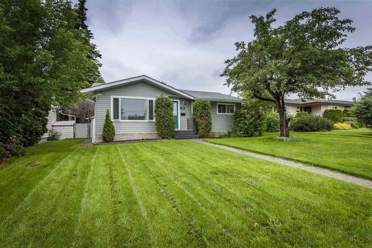 House for sale at 5908 97a Av NW Edmonton Alberta - MLS: E4205488