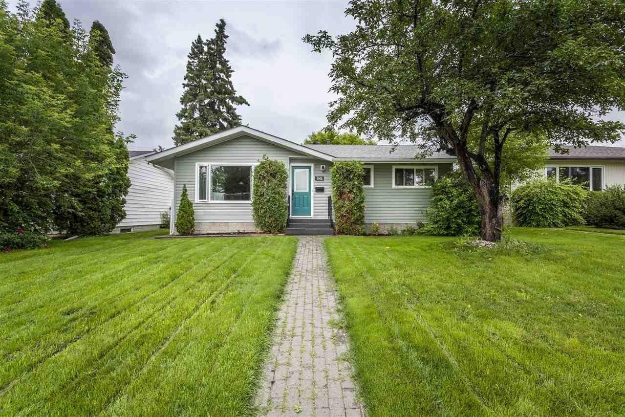 House for sale at 5908 97a Av NW Edmonton Alberta - MLS: E4222244