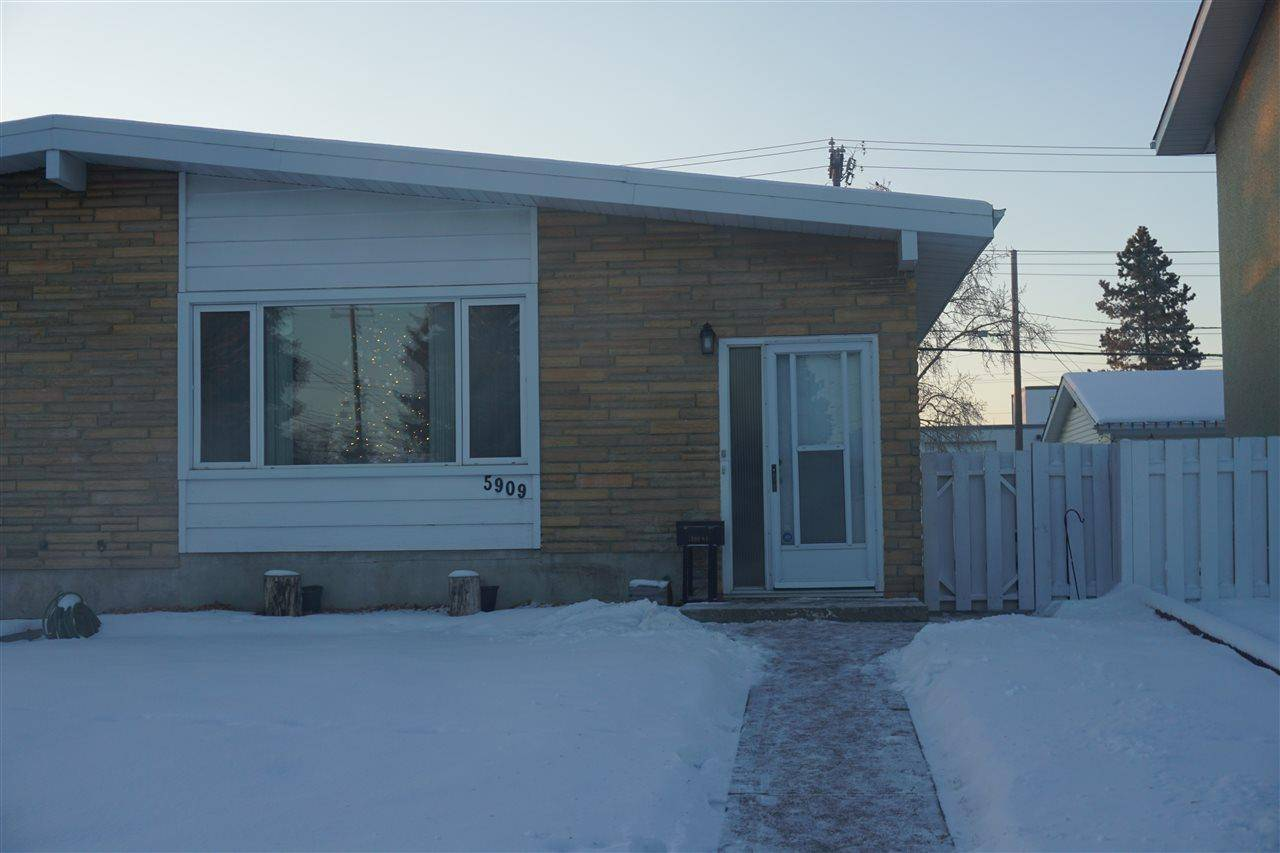Townhouse for sale at 5909 84 Ave Nw Edmonton Alberta - MLS: E4183398