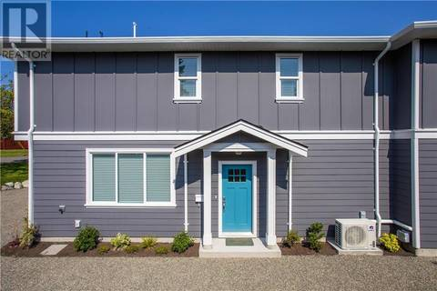 Townhouse for sale at 591 Agnes St Victoria British Columbia - MLS: 411711