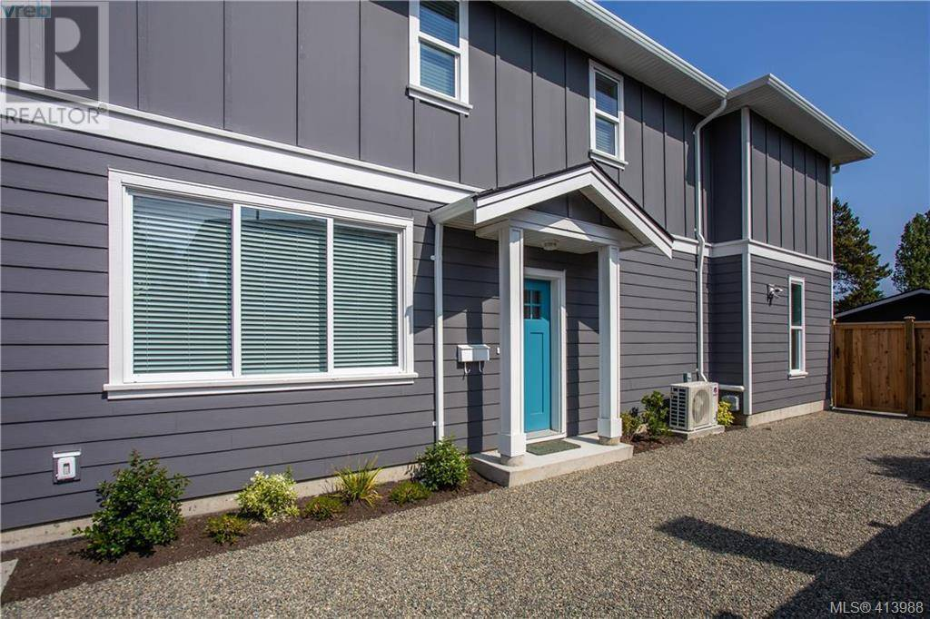 Townhouse for sale at 591 Agnes St Victoria British Columbia - MLS: 415617